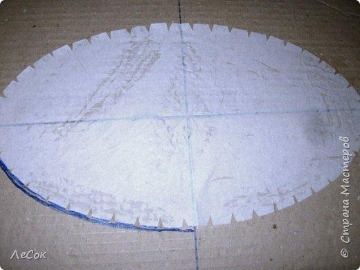 Мастер-класс Плетение Продолжение мастер класса Ажурные крышки Овальные формы Трубочки бумажные фото 17