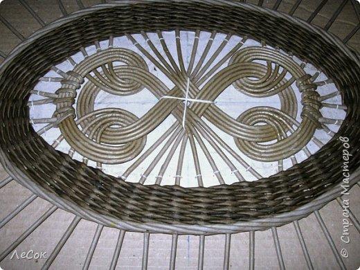 Мастер-класс Плетение Продолжение мастер класса Ажурные крышки Овальные формы Трубочки бумажные фото 20