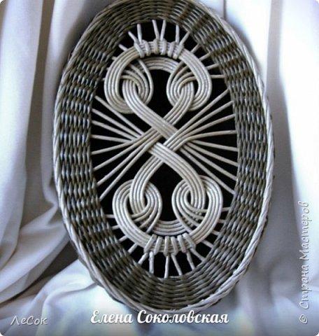 Мастер-класс Плетение Продолжение мастер класса Ажурные крышки Овальные формы Трубочки бумажные фото 22