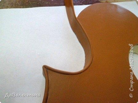 Мастер-класс Коллаж Картины из натуральной кожи Мастер-класс Кожа фото 13