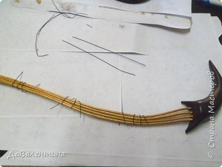 Мастер-класс Коллаж Картины из натуральной кожи Мастер-класс Кожа фото 32