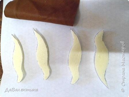 Мастер-класс Коллаж Картины из натуральной кожи Мастер-класс Кожа фото 39
