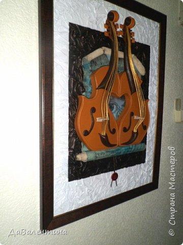 Мастер-класс Коллаж Картины из натуральной кожи Мастер-класс Кожа фото 5