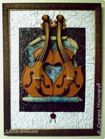 Мастер-класс Коллаж Картины из натуральной кожи Мастер-класс Кожа фото 49