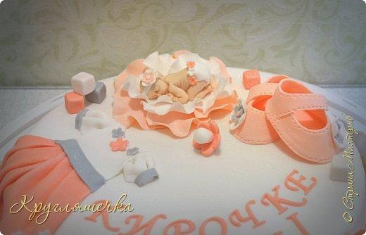 Всех приветсвую у себя в гостях! Привет! Привет! Привет! Вот и добралась я до компьютера))) Тортиков будет много, т.к. делала их еще до Нового года, а выложить не было времени... сначала много заказов, затем ремонт на кухне)))) фото 32