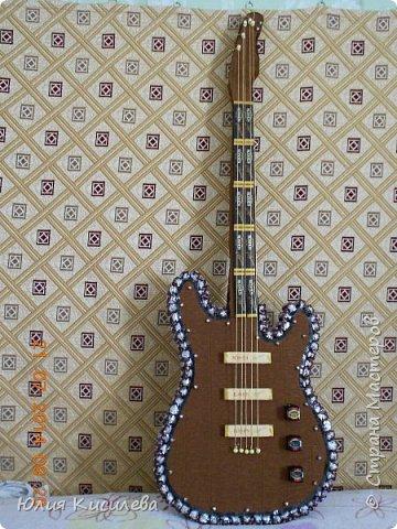 Сладкая гитара для моего брата гитариста! фото 1