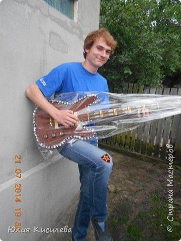Сладкая гитара для моего брата гитариста! фото 2