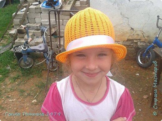 шляпка фото 1