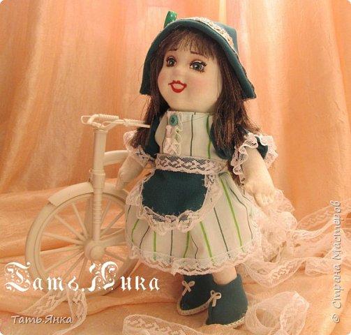мои первые текстильные куколки фото 2
