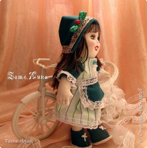 мои первые текстильные куколки фото 4