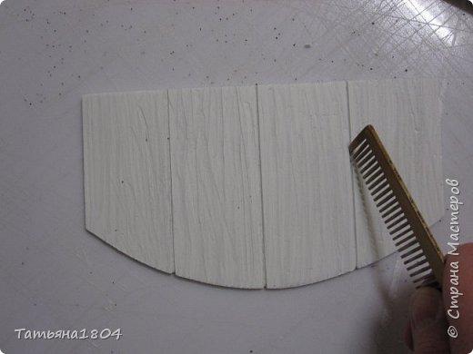 Шпатель для имитации дерева мастер класс + видео #9