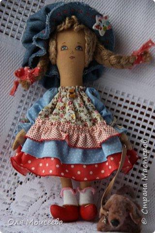 "Шалунья( куколка из серии"" Детство"") фото 1"