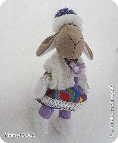 Здравствуйте! У меня снова овечка... фото 1