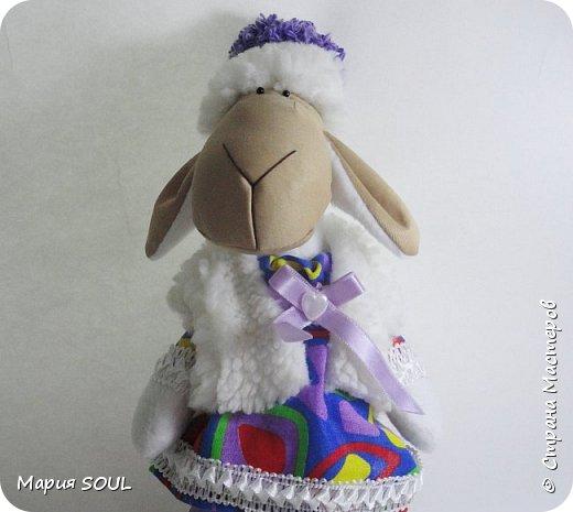 Здравствуйте! У меня снова овечка... фото 2