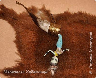 Конкурс тут - https://stranamasterov.ru/node/878037 Сидела шила это всё утро! Ну так что, посмотрите!  Этот наряд хорошо подходит под занятия спортом. фото 2