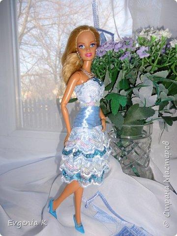 Платья для Барби фото 23