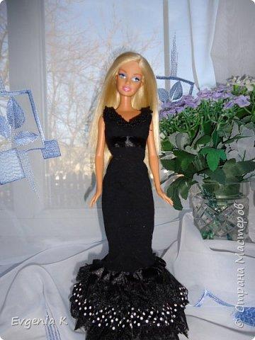 Платья для Барби фото 20