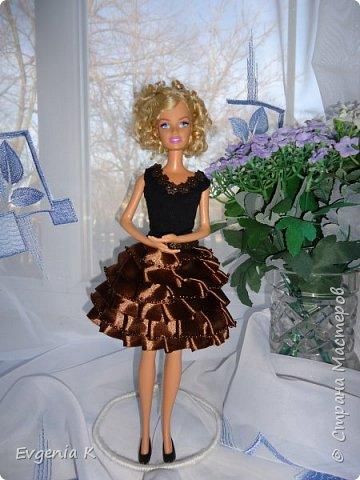 Платья для Барби фото 19