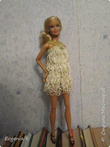 Платья для Барби фото 9