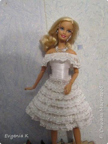 Платья для Барби фото 5