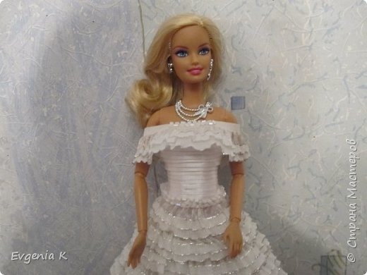 Платья для Барби фото 6
