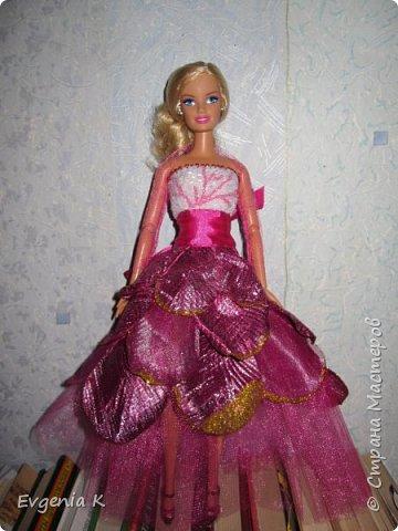 Платья для Барби фото 3