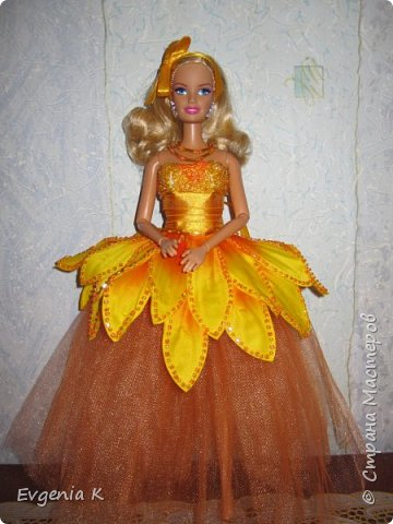 Платья для Барби фото 1