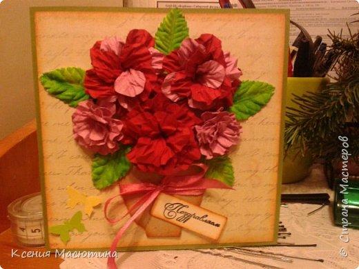 Цветы-спиральки фото 58