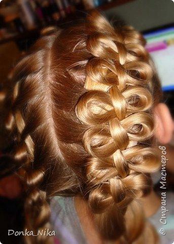бантики из волос фото 1