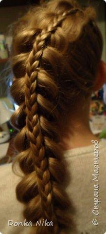 бантики из волос фото 2