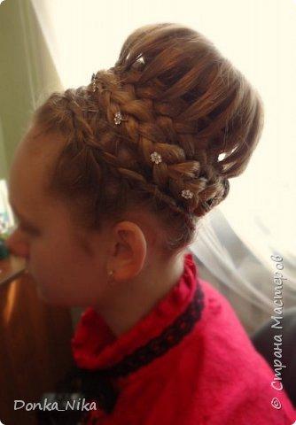 бантики из волос фото 3