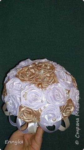 Первая проба из плоских роз  фото 2