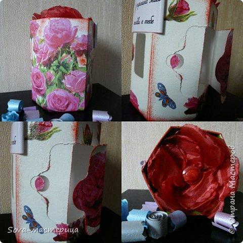 51 причина любви все сделано вручную,кроме коробочки,она из под конфет))) фото 2