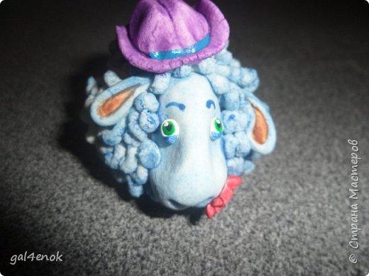 Вот такая отара овец раздарилась к Новому году( просто с опозданием выставляю) фото 11