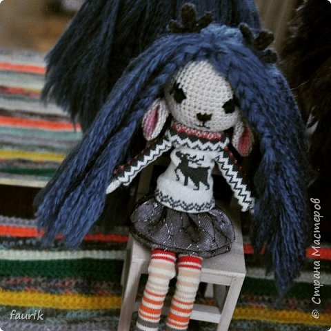 Куколка-Олень фото 1