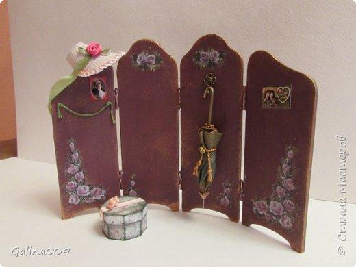Вставки в дверцах из ткани. фото 9
