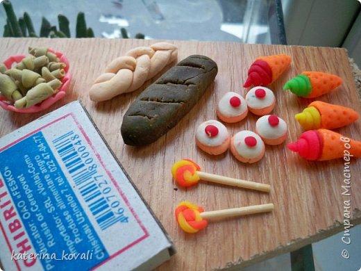 Еда для кукол фото 2