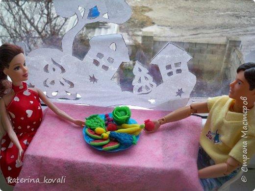 Еда для кукол фото 4