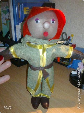 Пожарный фото 1