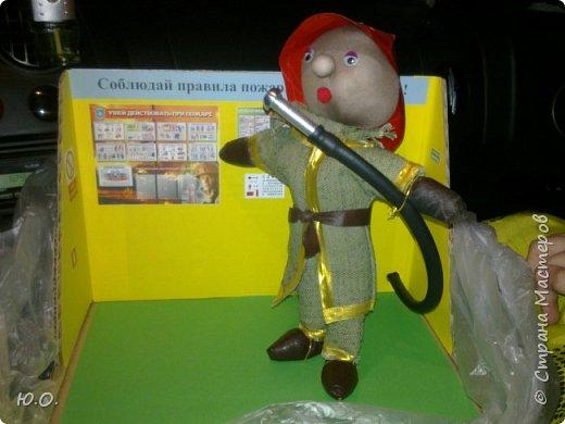 Пожарный фото 2