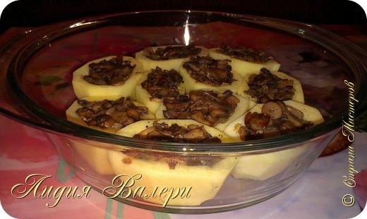 Кулинария Мастер-класс Рецепт кулинарный Картошечка фаршированная грибами +МК Продукты пищевые фото 18