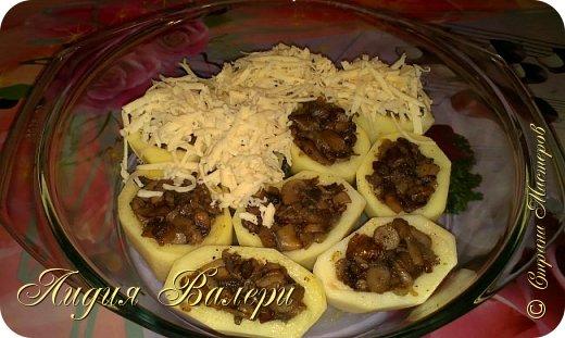 Кулинария Мастер-класс Рецепт кулинарный Картошечка фаршированная грибами +МК Продукты пищевые фото 19