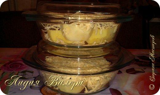 Кулинария Мастер-класс Рецепт кулинарный Картошечка фаршированная грибами +МК Продукты пищевые фото 23