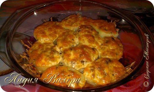 Кулинария Мастер-класс Рецепт кулинарный Картошечка фаршированная грибами +МК Продукты пищевые фото 25