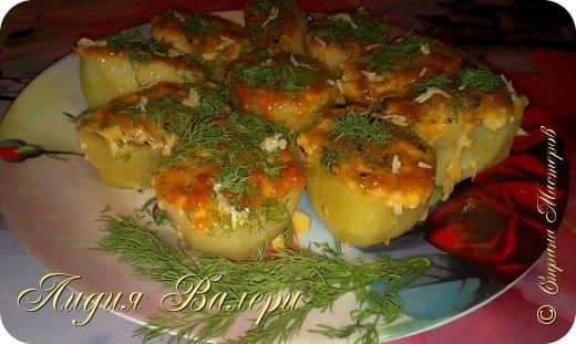 Кулинария Мастер-класс Рецепт кулинарный Картошечка фаршированная грибами +МК Продукты пищевые фото 29