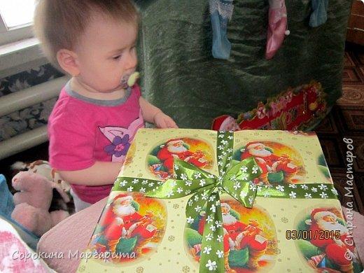 Остатки моей новогодней отары... фото 14