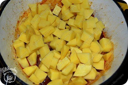 Бограч - это венгерский суп, очень популярный также на Закарпатье. Другие названия бограча - богораш, богорош, мадьярский гуляш, бограч-гуляш, бограч-гуйяш. Этот суп очень сытный и несложный в приготовлении.  фото 12