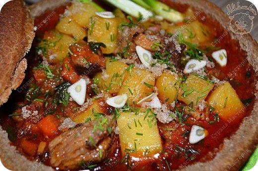 Бограч - это венгерский суп, очень популярный также на Закарпатье. Другие названия бограча - богораш, богорош, мадьярский гуляш, бограч-гуляш, бограч-гуйяш. Этот суп очень сытный и несложный в приготовлении.  фото 20