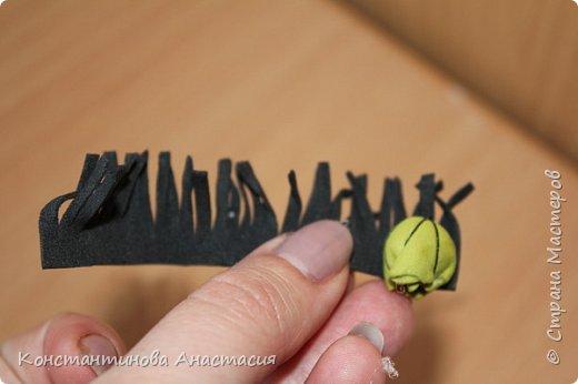 Привет Страна! Предлагаю вашему вниманию очень простой МК по изготовлению мака из четырех лепестков. фото 24