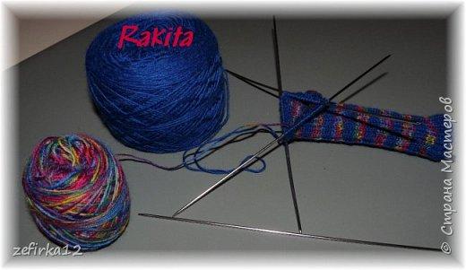 Мастер-класс Вязание Вечные носки Пряжа фото 2